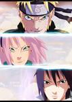 Naruto 632 - Team 7