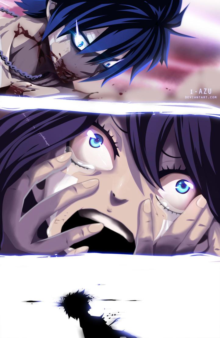 Fairy Tail 335 Fairy_tail_334___gray_dies_by_i_azu-d687vse