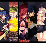 Fairy Tail Cover - Collab