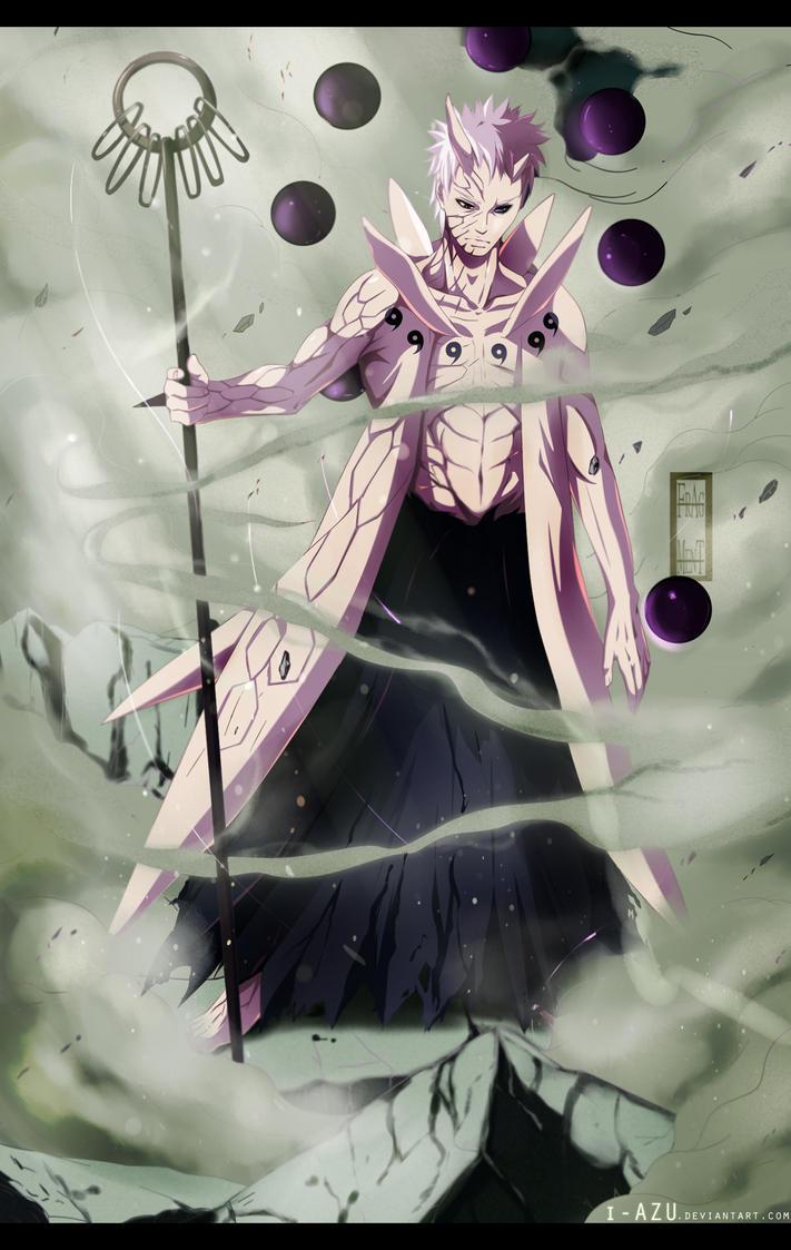 Nagato Tengan, Hollow King [ 0-2++][Legendary Event Class] Naruto_640___final_form_by_i_azu-d6ez10o