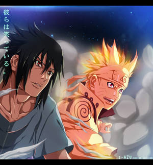 Naruto 641 - they are smiling!