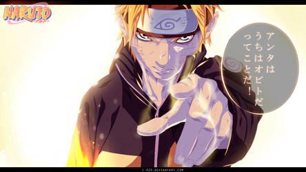 Naruto 652 - you are Uchiha Obito! by i-azu