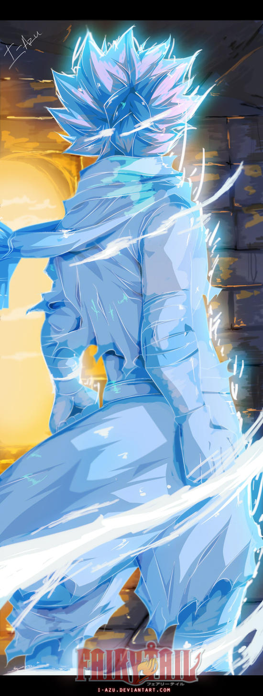 Fairy tail 366 - Frozen Natsu by i-azu