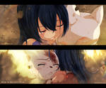 Because you were always with me.. - Collab by i-azu