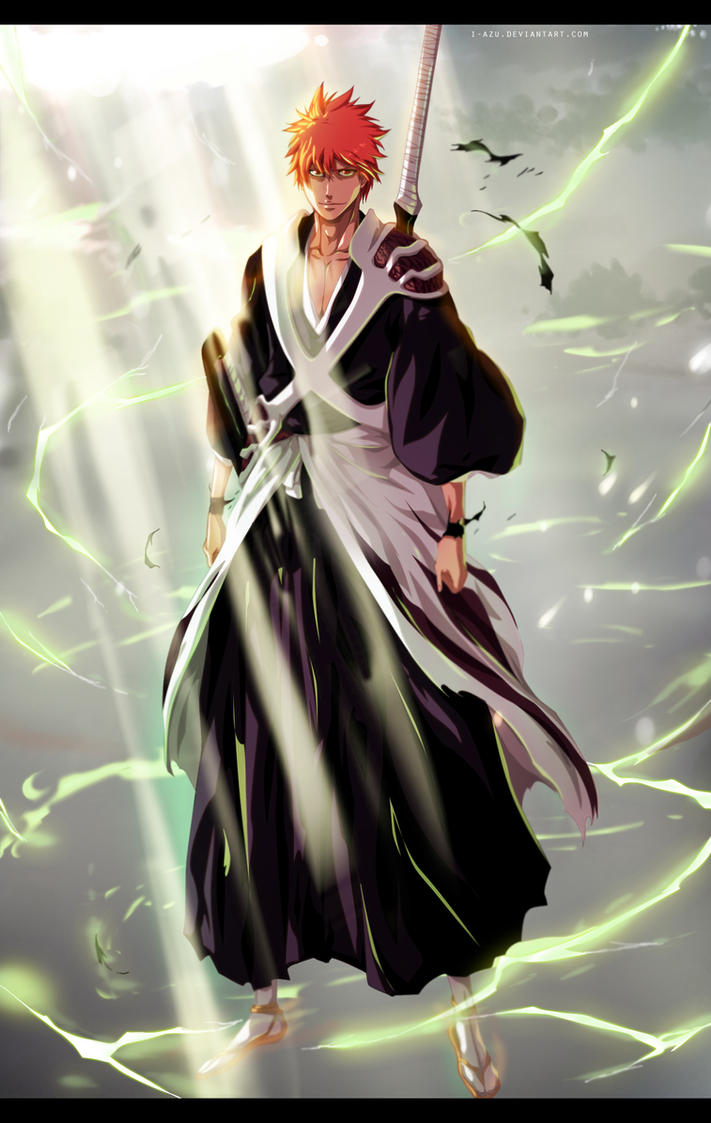 bleach 582 - who do you think i am? ! by i-azu