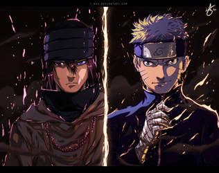 Naruto - The last by i-azu