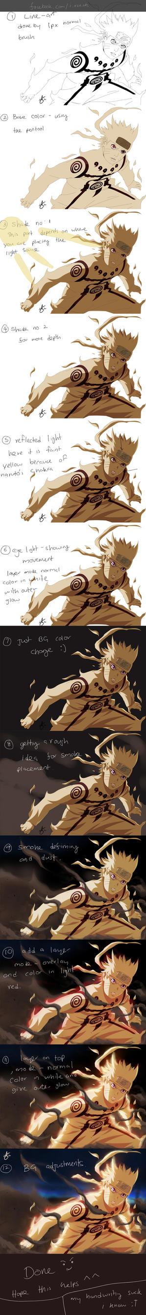 Color tutorial 2 by i-azu