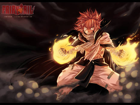 Fairy Tail 418 - Challenger!