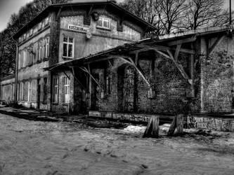 An old station by Navratin