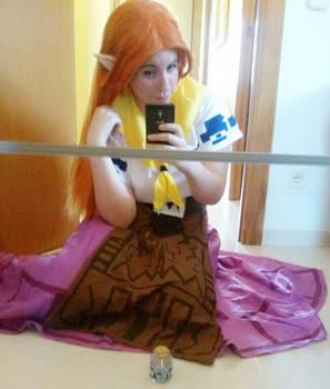 Cosplay - Malon (The Legend of Zelda)