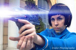 Spock - Star Trek Beyond by MissLittleOtaku