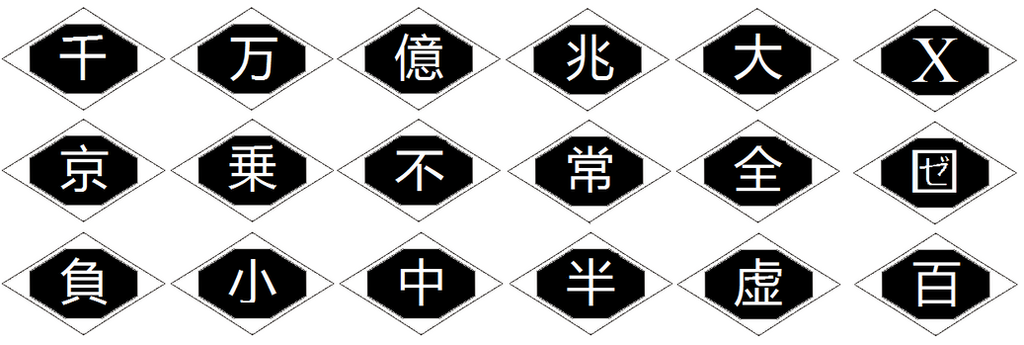 Gosei 18 Squad Symbols By Bullfrog747 On Deviantart