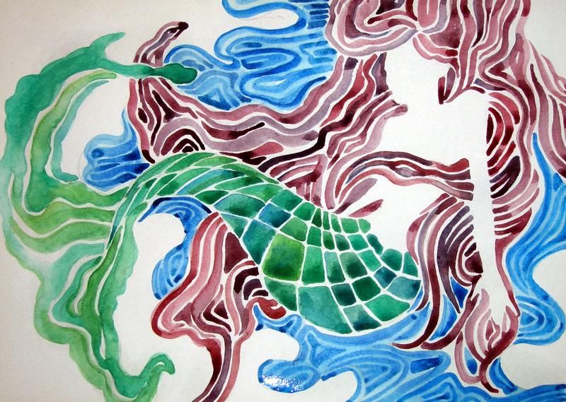 Mermaid by ASD92