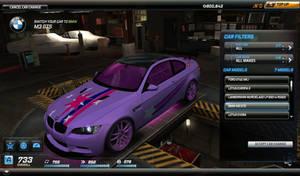 NFSW MLP Twilight M3 GTS