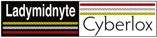 Ladymidnyte Cyberlox by Jedi-Master-Yoda