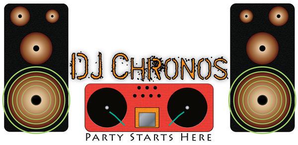 DJ Chronos Logo by Jedi-Master-Yoda