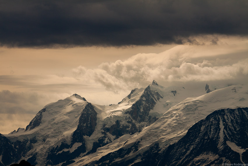 Mont Blanc by PierreRodriguez