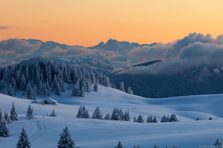 Entre deux chutes de neige by PierreRodriguez