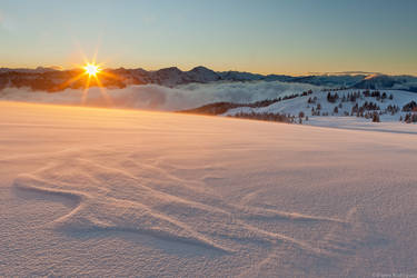 Dune Snow by PierreRodriguez