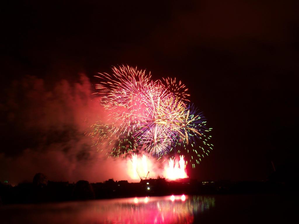 Fireworks by serialphotographer