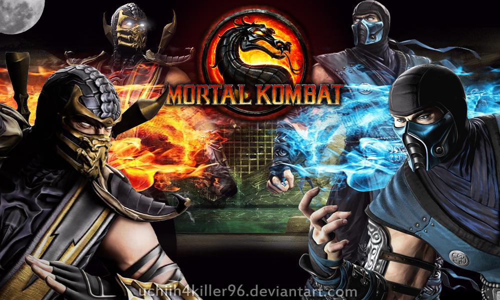 Scorpion vs Sub zero MK9 by Uchiih4killer96 on DeviantArt