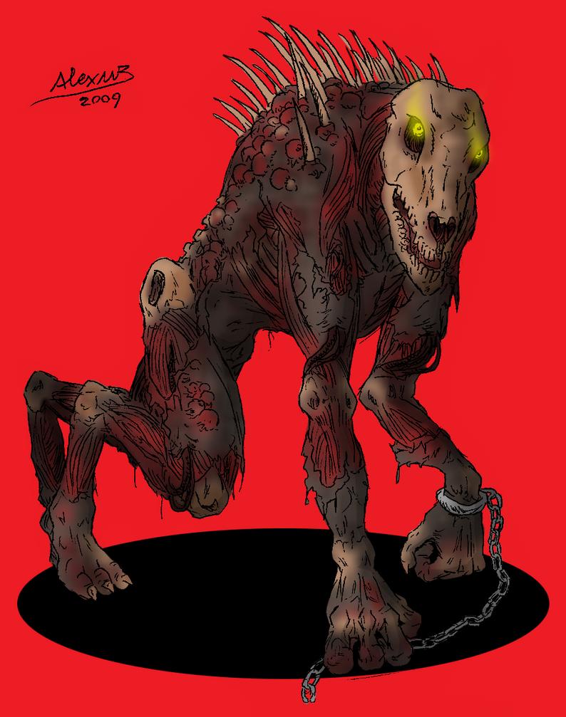 Abomination by Shabazik