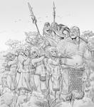 War slaves