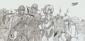 Elven Rangers