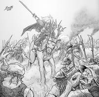 Battle of the Nortolon Fields by Shabazik
