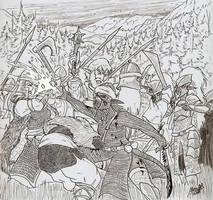 Battle of Cilfach by Shabazik