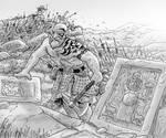 Battle of the Holy Ruins of Enkel