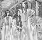 Half Elf of Lorthen