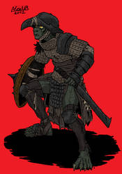 Orc infantryorc