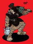 Hieyoksmainer Orc Headhunter