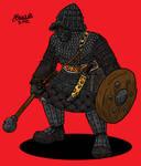 Kaiehm Orc warrior