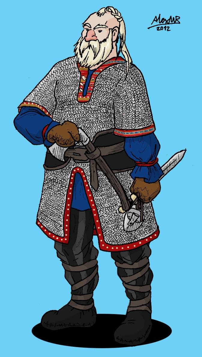 Yak Yak giant warrior by Shabazik
