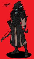 Asbaran Hake archer