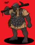 Shock Infantryogre