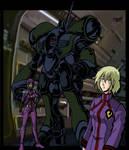 Female Power Armour Queadluun-Rau