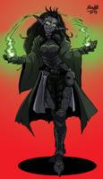 Elf War Witch