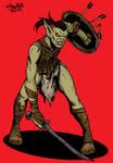 Hobgoblin swordgoblin