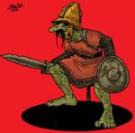 Hobgoblin Infantrygoblin
