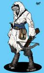 K'Nir Skirmisher of K'Hiff