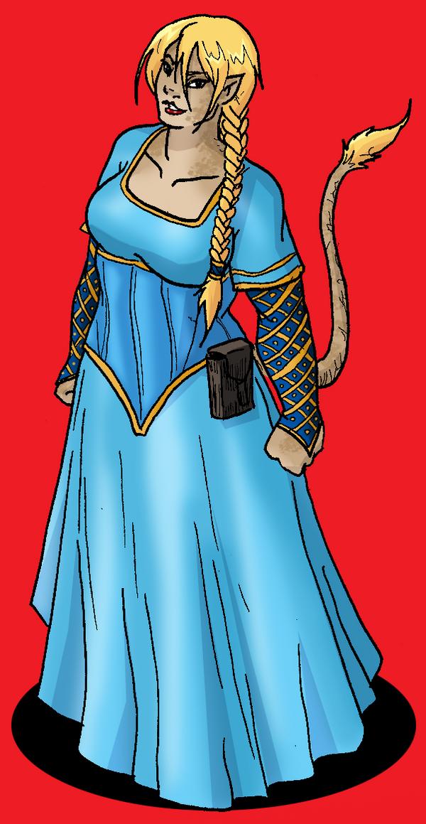 Ogress Lady by Shabazik