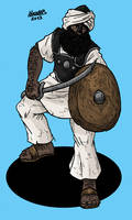 Kanov Bazik warrior