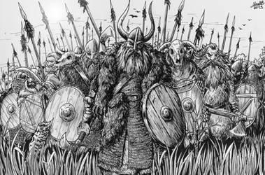 Warriors of Polforia by Shabazik
