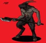 Uniox Goatman of Dbejor