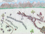 Sovodoroy Battle, Kleineng War