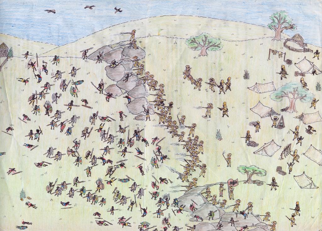 Battle of Mibamwu's Drift by Shabazik