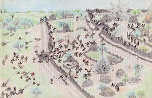 Assault of Mubutu by Shabazik